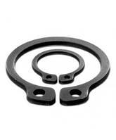 Кольцо стопорное наружное для вала эксцентрическое ГОСТ 13942-86, DIN 471