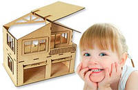Значення дерев'яних іграшок в розвитку дітей