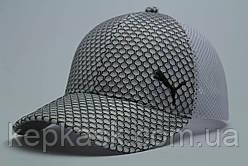 Бейсболка Puma сетка 3D