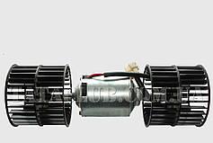Двигатель электрический обдува лобового стекла 12V TATA MOTORS / AS. TWIN BLOWER WITH MSSL TERS & HSG. 265154700113