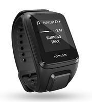 TomTom Spark Cardio + Music Black (L) + Bluetooth Headphones (1RFM.003.04)