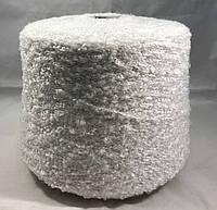 Boucle 1/3 №6316 Состав: 89% акрил, 9,5 полиэстер, 1,5 эластан Пряжа в бобинах для машинного и ручного вязани