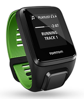TomTom Runner 3 Black/Green (S)