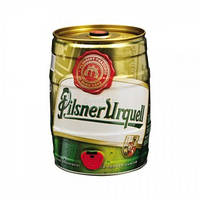 Пиво Pilsner Urquell светлое 4,4% ж/б 5л
