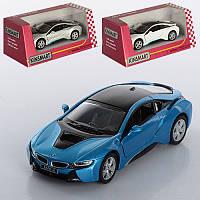 """Машинка «Kinsmart» KT 5379 W """"BMW i8"""""""