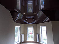 Натяжные потолки разных форм и конструкций