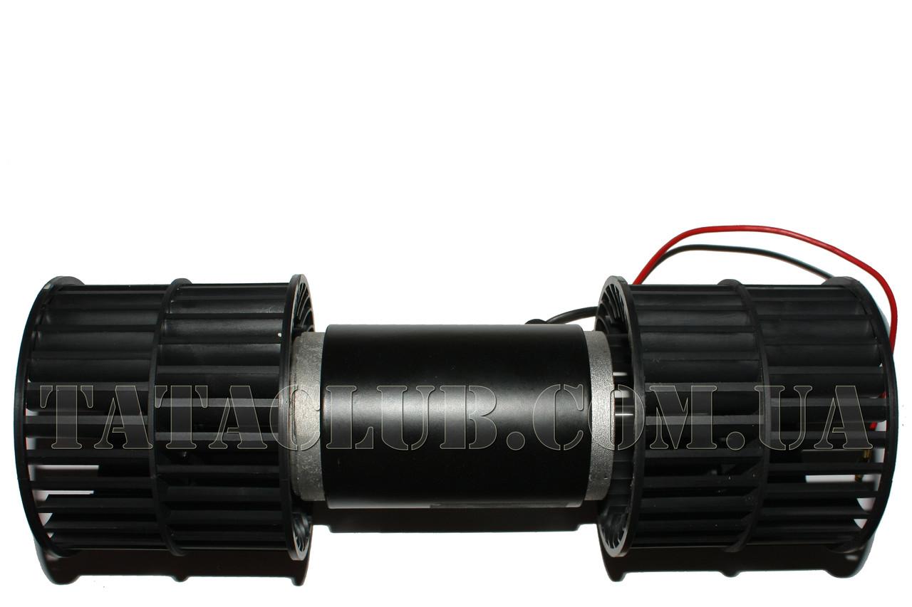 Двигатель электрический обдува лобового стекла 24V KORMAS / AS. TWIN BLOWER WITH MSSL TERS & HSG.