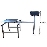 Подставка педикюрная с стульчиком для мастера