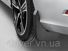 Бризковики Audi A3 Sedan 2012-, оригінальні задні \ 2 шт