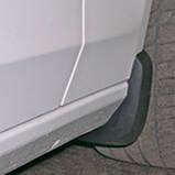 Бризковики Audi A4 (b8) 2008-2012, оригінальні передні \ 2 шт, фото 2