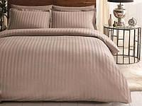 Комплект постельного белья ТАС Noble vizon жаккард сатин де люкс 220-200 см, фото 1