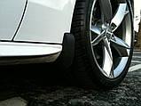 Бризковики Audi A5, оригінальні передні \ 2 шт, фото 2
