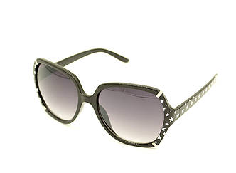 Солнцезащитные очки Dasoon Vision Черный (7205 black-white)