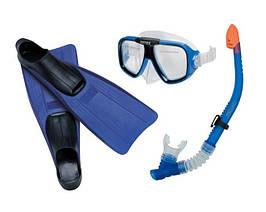 Набір для підводного плавання INTEX 55957 маска, трубка, ласти