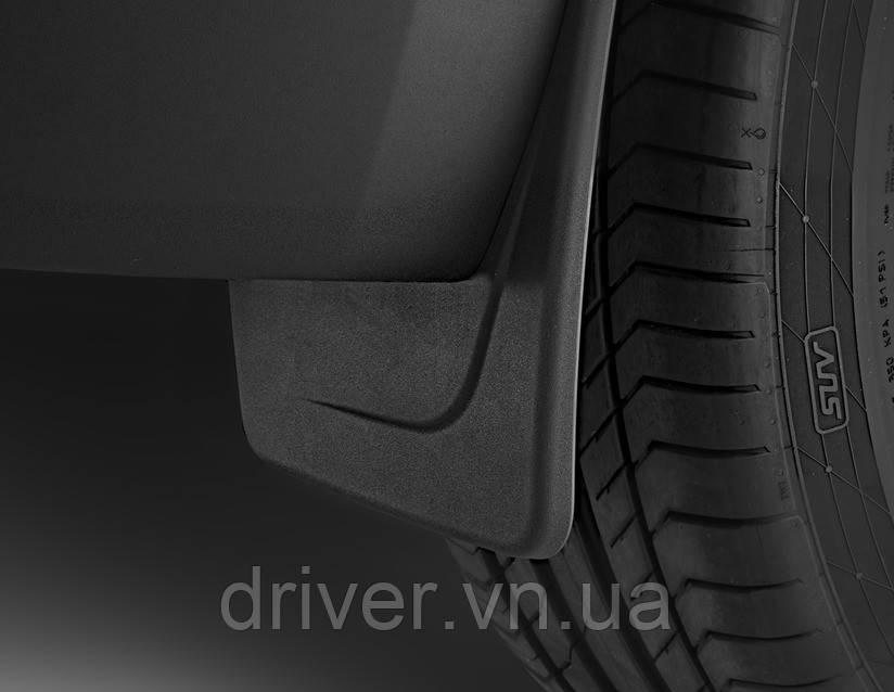 Бризковики Ford Edge 2016-, оригінальні задні \ 2 шт