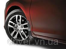 Бризковики Honda CR-V 2012-, повний комплекті \ 4 шт