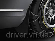 Бризковики Mercedes-Benz C-klasse (W205) (2015-), оригінальні задні \ 2 шт