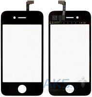 Сенсор (тачскрин) Apple iPhone 4 Original Black