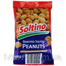 Орешки арахис соленый Saltino, 500 гр