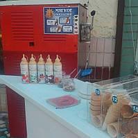 Фризер для мягкого мороженого ILKA