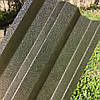 Рифленый   профилированный  поликарбонат бронза 1,06*3м, фото 2
