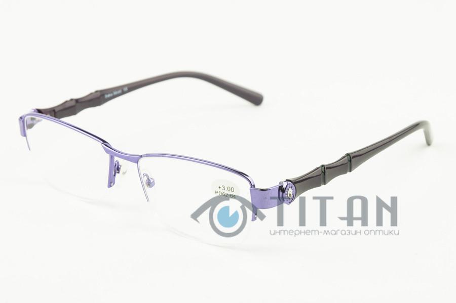 Очки диоптрия для чтения 1012 ФМ