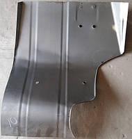 Рем часть днища ВАЗ 2101 (под заднее сиденье) правая Х