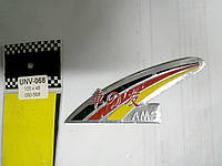 Металлизированные наклейки AMS