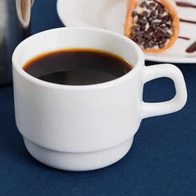 Чашка чайная белая 250 мл ARCOROC RESTAURANT (14611)