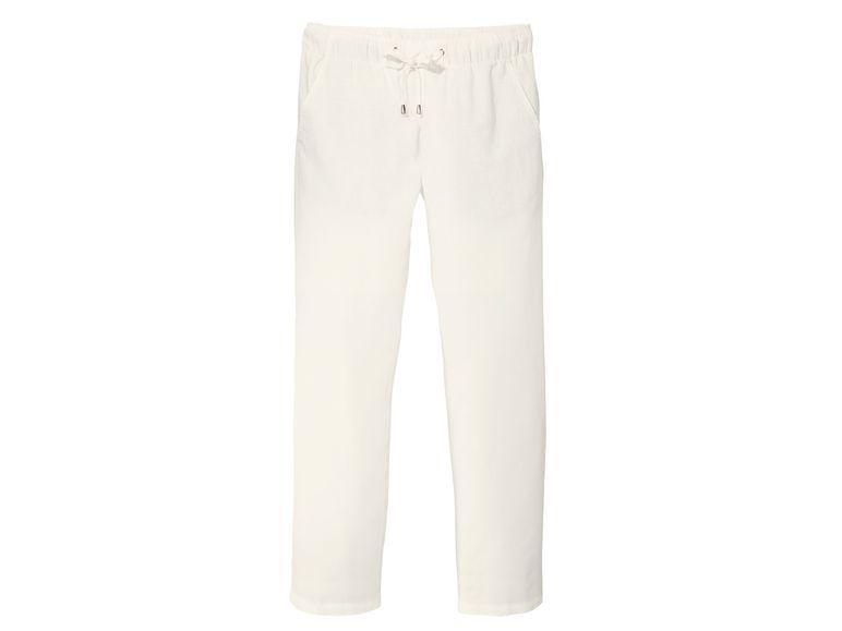 Літні штани жіночі лляні Esmara  продажа 0edff11c0ae48
