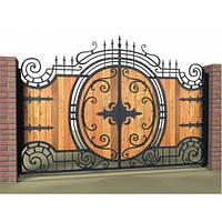 Кованные изделия. Металлоизделия (ворота, калитки)