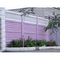 Установка бетонных заборов,еврозаборов,Кривой рог, фото 1