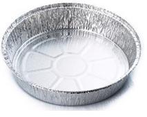 Контейнер SPT62L пищевой 1450 мл из алюминиевой фольги круглый хранение доставка еды 100 шт/уп.