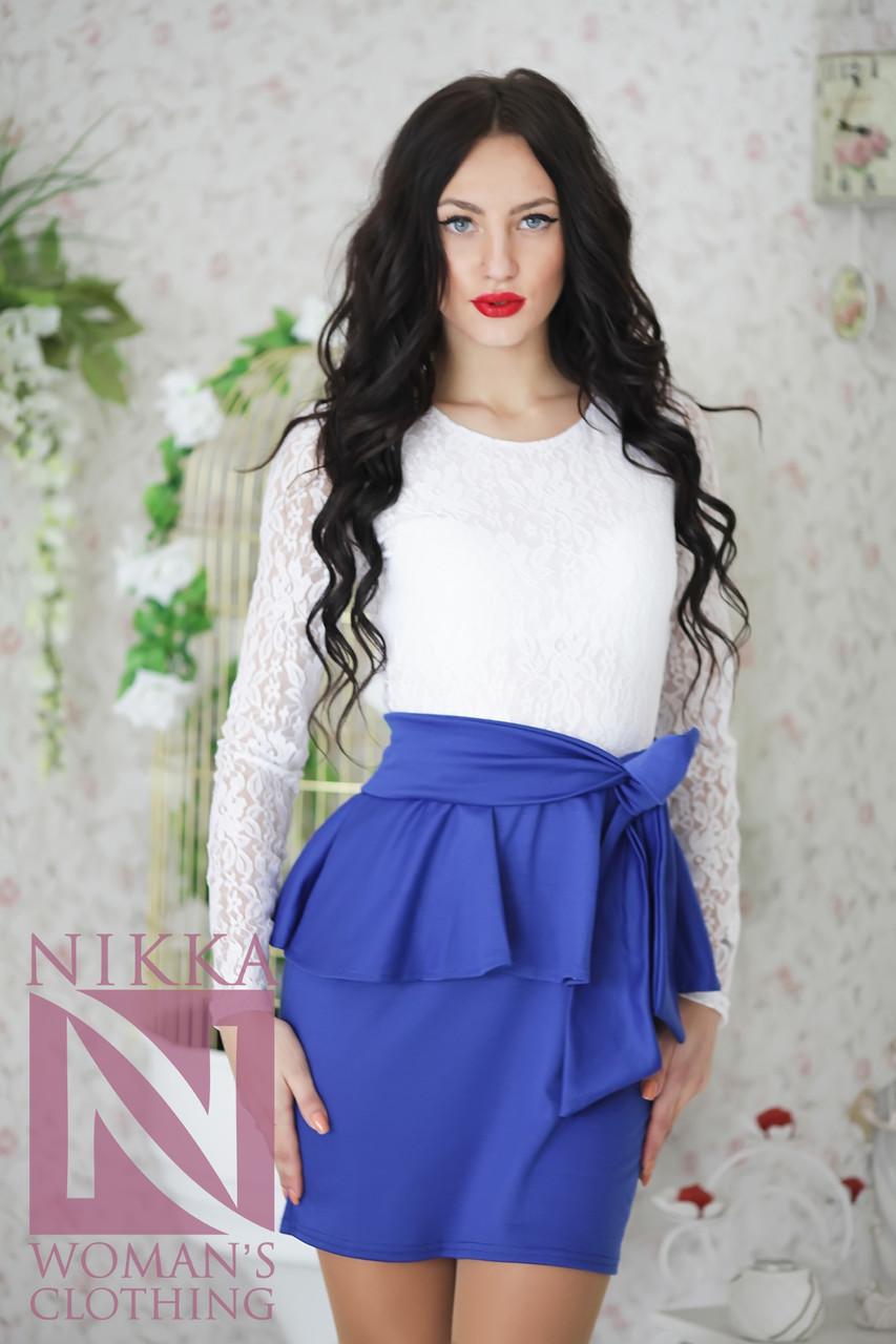 Женское платье №5-578