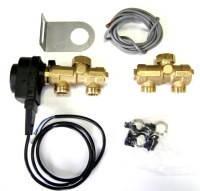 Комплект клапана трехходового FUGAS для котла СКАТ Protherm
