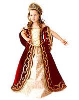 Царица красная карнавальный костюм детский