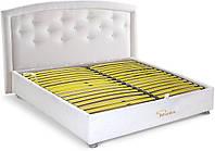 Кровать-подиум на ламелях с подъемником
