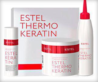 Набор для процедуры ESTEL THERMOKERATIN Термокератин