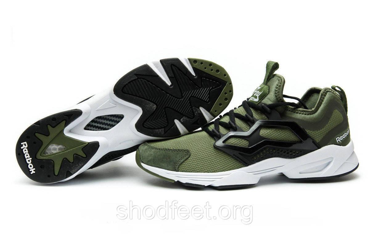 Мужские кроссовки Reebok Fury Adapt Green