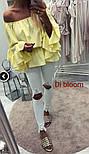 Женская красивая блуза (4 цвета), фото 8