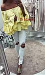 Женская красивая блуза (4 цвета), фото 7