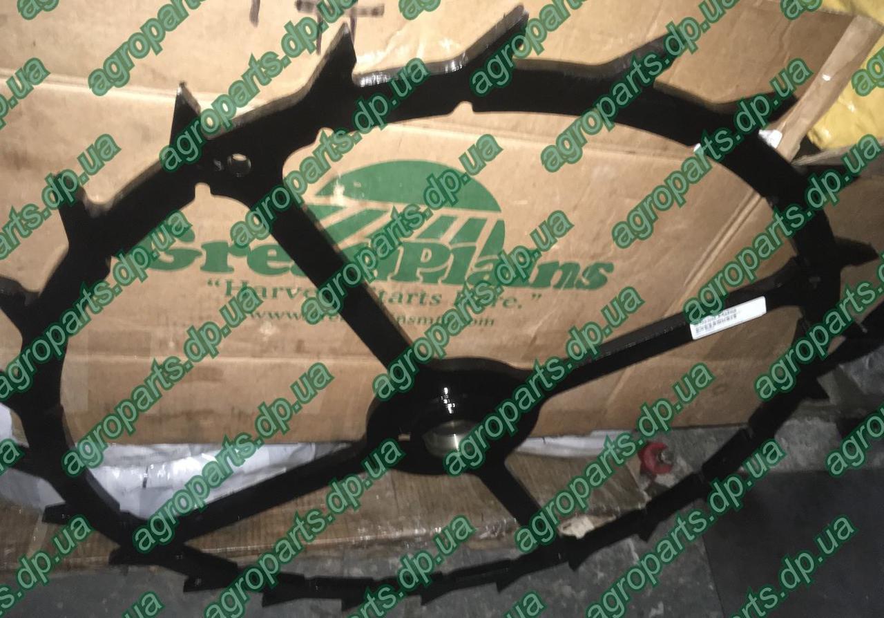 Колесо 407-462H привод Great Plains Fertilizer DRIVE Wheel з/ч 407-462H