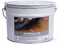 Лак для паркета алкидный со слабым запахом Synteko Urethane 20 (матовый) 10л