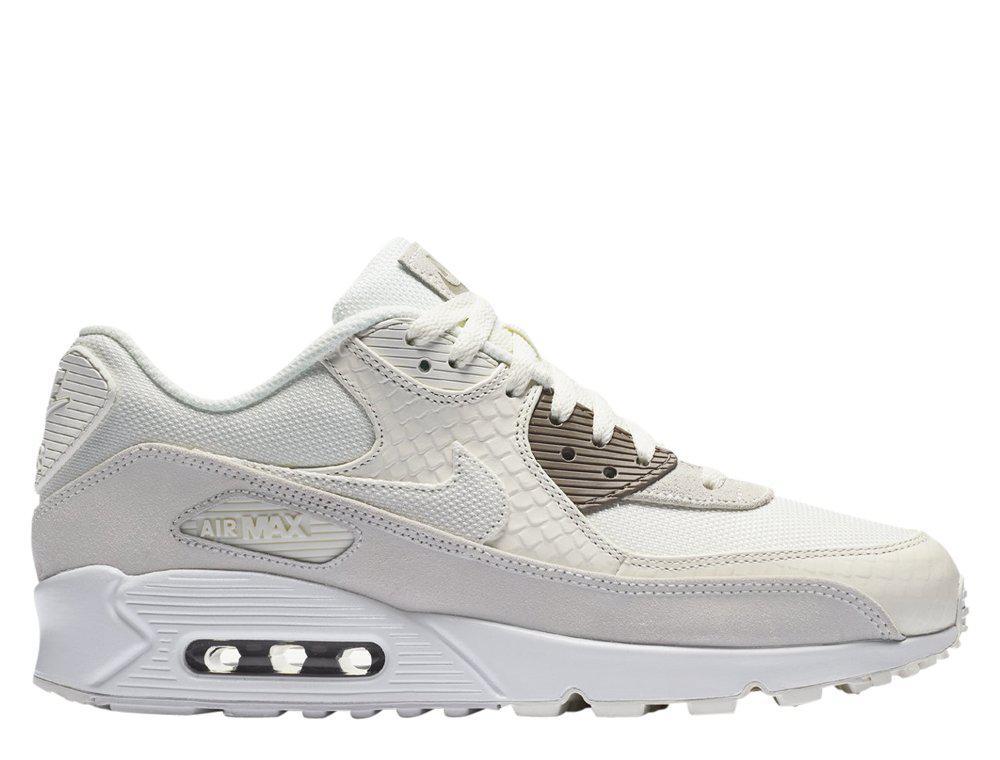 ce19a74375f2 Оригинальные мужские кроссовки Nike Air Max 90 Premium  продажа ...