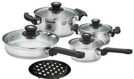 Набор посуды Calve CL-1030 (9 предметов)