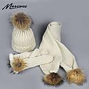 Головні убори,шарфи,рукавички