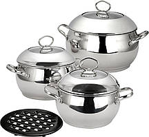 Набор посуды Calve CL-1051 (7 предметов)