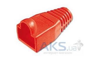Коннектор Digitus Колпачок коннектора RJ-45  (A-MOT/R8/8) 100шт Red