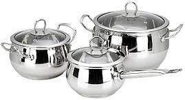 Набор посуды Calve CL-1090 (7 предметов)