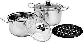 Набор посуды Calve CL-1829 (5 предметов)